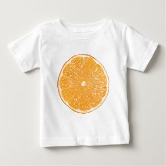 Orange fruit slice baby T-Shirt