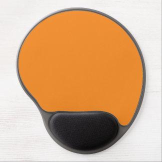 """Orange"" Gel Mouse Pad"