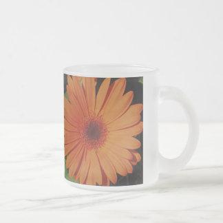 Orange Gerber Daisy Coffee Mugs