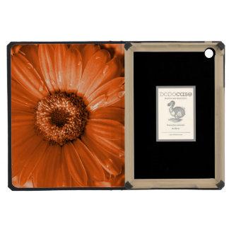 Orange Gerbera Daisy iPad Mini Retina Cases