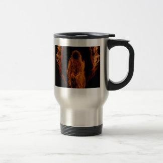 Orange Ghoul Mug
