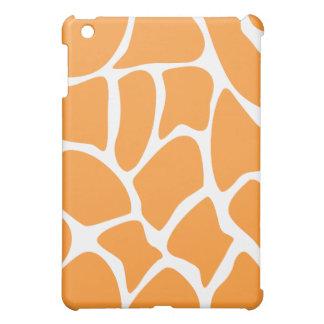 Orange Giraffe Pern. iPad Mini Covers
