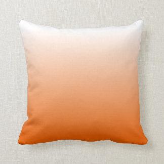 Orange Gradient Cushion