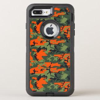 Orange & Green Camo, Otterbox Case