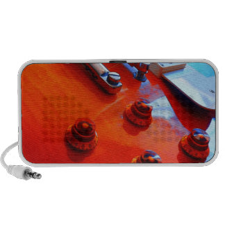 Orange Guitar Travelling Speakers