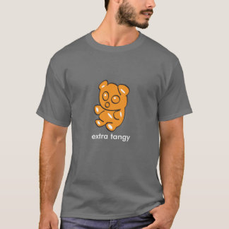 orange gummy bear dark t T-Shirt