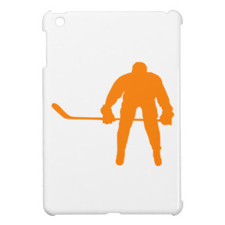 Orange Hockey iPad Mini Covers