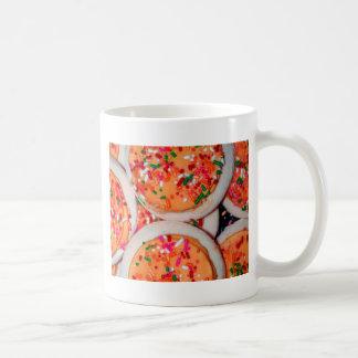Orange Iced Sugar Cookies Coffee Mug