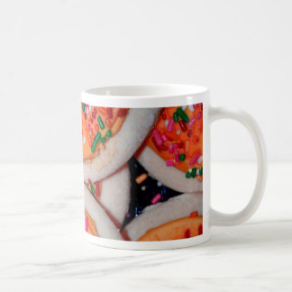 Orange Iced Sugar Cookies Coffee Mugs