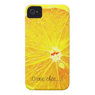 Orange iPhone 4 Cover