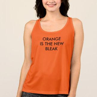 ORANGE IS THE NEW BLEAK TANK TOP