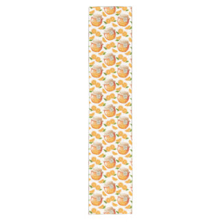 "Orange Jam 14"" X 72"" Table Runner"