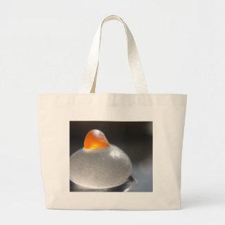 Orange Jelly Tote Bag