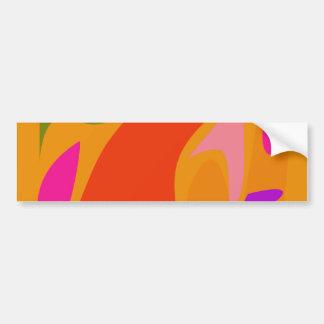 Orange Juice 2 Bumper Stickers