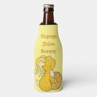 Orange Juice Bunny Bottle Cooler