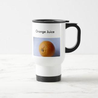 Orange Juice, Orange Juice Travel Mug