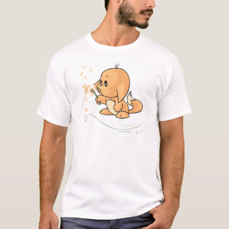 Orange Kacheek wishing on a dandelion T-Shirt