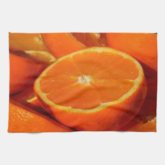"Orange Kitchen Towel 16"" x 24"""