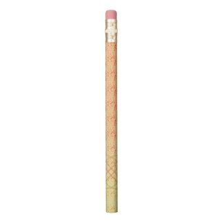 Orange Lights Pencil
