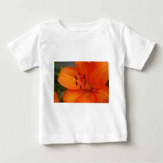 Orange Lily Baby T-Shirt