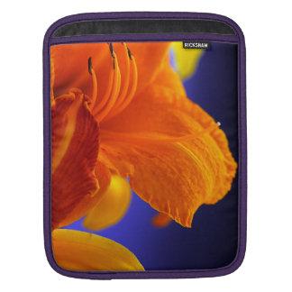 Orange Lily Bouquet ipad Sleeve