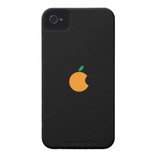 orange logo Custom iPhone 4/4S ID Case Case-Mate iPhone 4 Cases