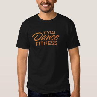 orange logo front only shirt