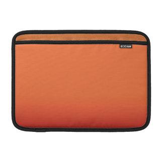 Orange MacBook Sleeve