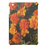 Orange Marigold Flowers  Cover For The iPad Mini