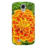 Orange Marigold iPhone 3G Case Samsung Galaxy S4 Case