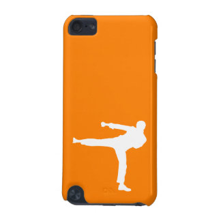 Orange Martial Arts iPod Touch 5G Case