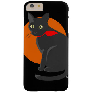 Orange Moon Barely There iPhone 6 Plus Case