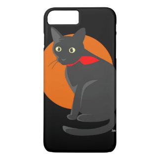 Orange Moon iPhone 7 Plus Case