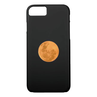 Orange Moon iPhone 8/7 Case