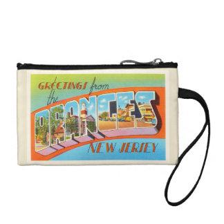 Orange New Jersey NJ Vintage Travel Postcard- Coin Purses
