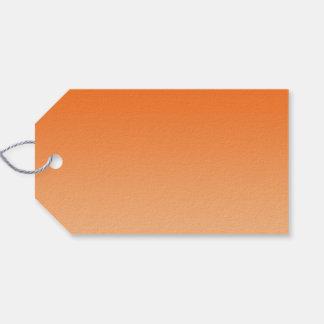 Orange Ombre