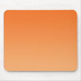 """Orange Ombre"" Mousepad"