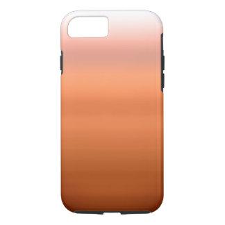 Orange Ombre Watercolor iPhone 7 Case