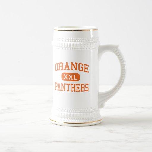 Orange - Panthers - High - Hillsborough Mugs