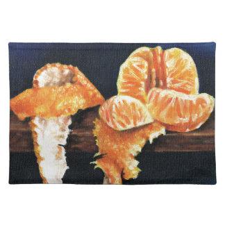 Orange, Peeled Placemat