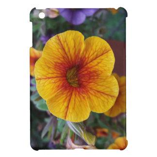 Orange Petunia iPad Mini Case