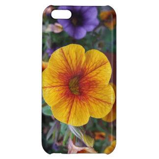 Orange Petunia iPhone 5C Case