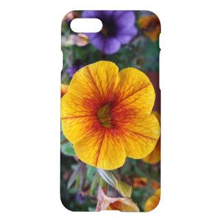 Orange Petunia iPhone 8/7 Case