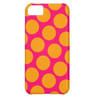 Orange Polka Dot Case-Mate Case
