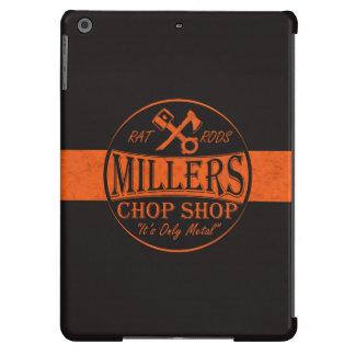 Orange Rat Rods Logo Cover For iPad Air