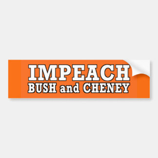 Orange Revolution Sticker Bumper Sticker