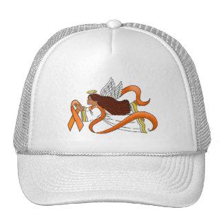 """Orange Ribbon"" Ethnic Awareness Angel Cap"