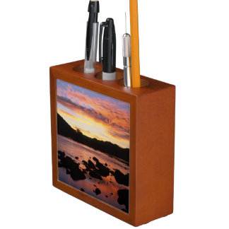 Orange River At Sunset, Richtersveld National Desk Organiser