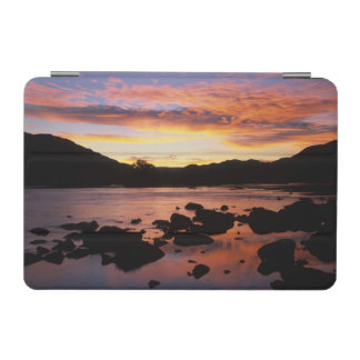 Orange River At Sunset, Richtersveld National iPad Mini Cover