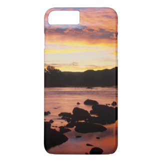 Orange River At Sunset, Richtersveld National iPhone 8 Plus/7 Plus Case